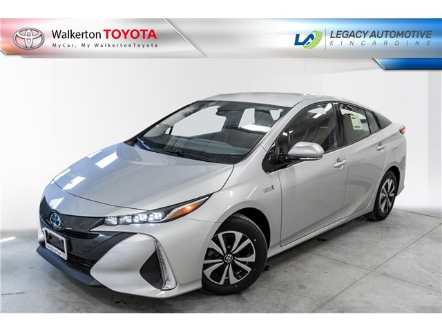 2019 Toyota Prius Prime Base (Stk: 19219) in Walkerton - Image 1 of 16