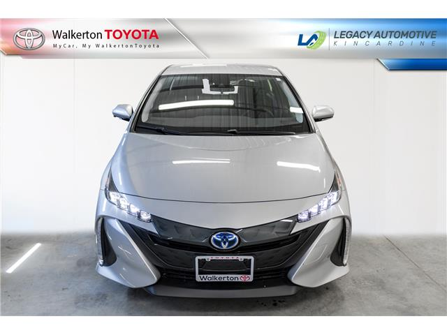 2019 Toyota Prius Prime Base (Stk: 19219) in Walkerton - Image 2 of 16