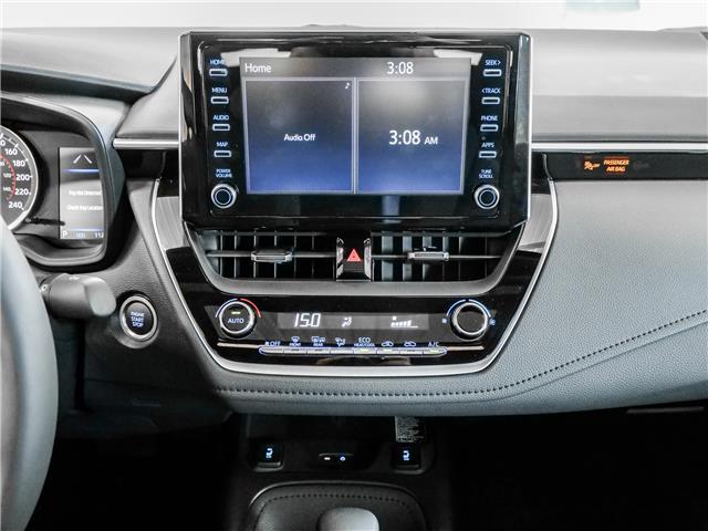 2020 Toyota Corolla SE (Stk: 20003) in Walkerton - Image 9 of 15