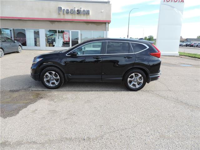 2017 Honda CR-V EX-L (Stk: 185941) in Brandon - Image 1 of 26