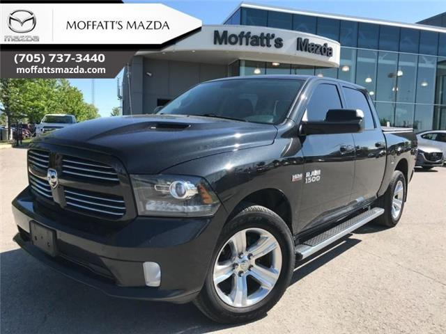 2016 RAM 1500 Sport (Stk: 27374A) in Barrie - Image 1 of 27
