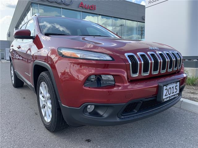 2015 Jeep Cherokee North (Stk: B8563) in Oakville - Image 1 of 18