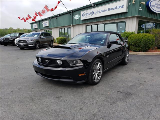 2012 Ford Mustang GT (Stk: 10425) in Lower Sackville - Image 1 of 19