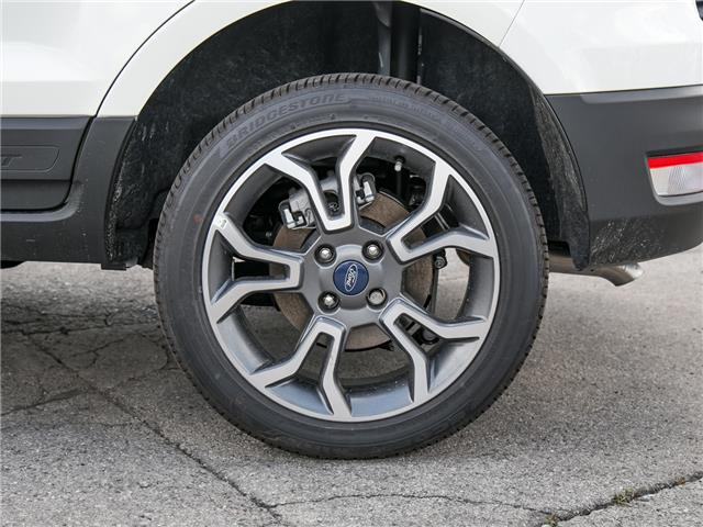 2019 Ford EcoSport SES (Stk: 190432) in Hamilton - Image 9 of 21