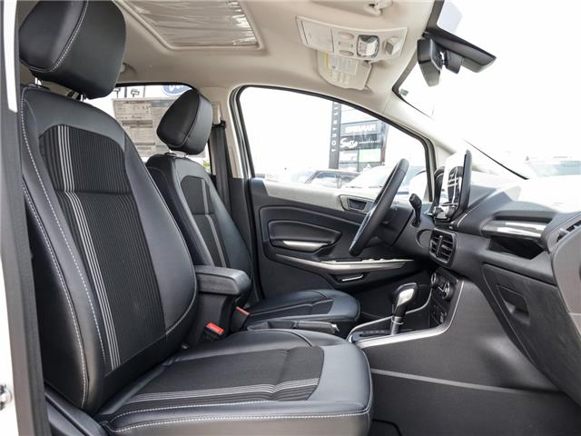 2019 Ford EcoSport SES (Stk: 190432) in Hamilton - Image 10 of 21