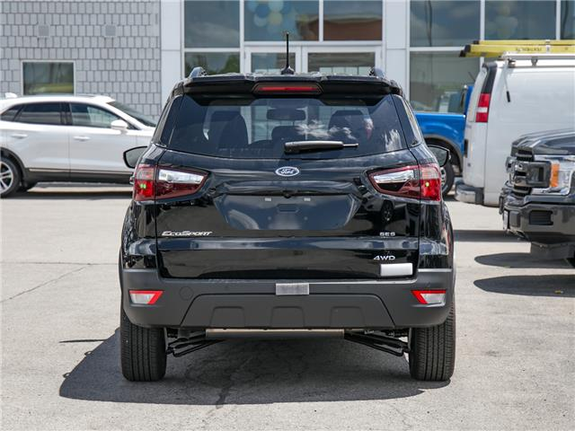 2019 Ford EcoSport SES (Stk: 190435) in Hamilton - Image 3 of 24