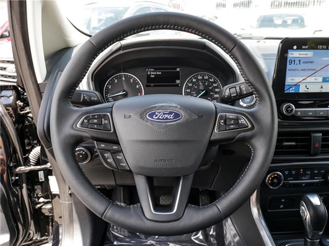 2019 Ford EcoSport SES (Stk: 190435) in Hamilton - Image 14 of 24