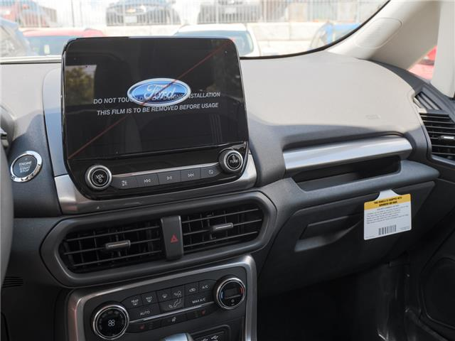 2019 Ford EcoSport SES (Stk: 190435) in Hamilton - Image 16 of 24