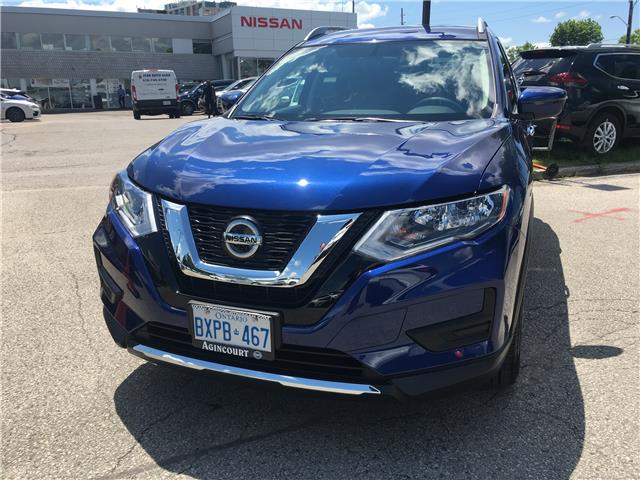 2019 Nissan Rogue S (Stk: D790588A) in Scarborough - Image 1 of 14