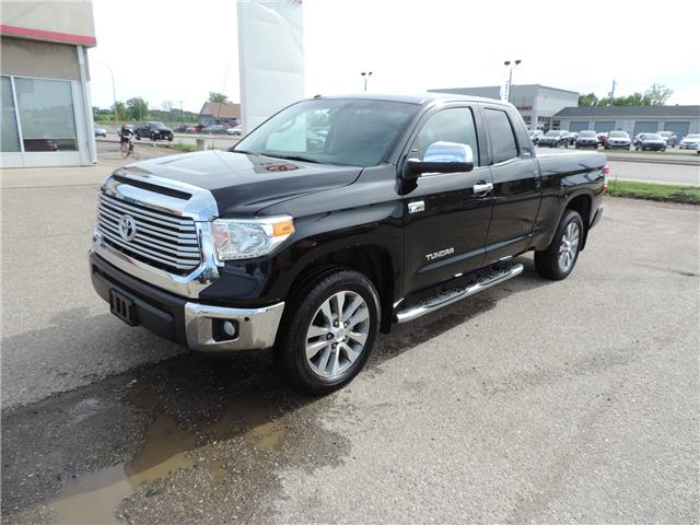 2017 Toyota Tundra Limited 5.7L V8 (Stk: 191551) in Brandon - Image 2 of 23