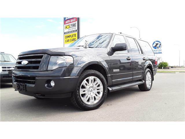 2007 Ford Expedition Limited (Stk: P470) in Brandon - Image 1 of 13