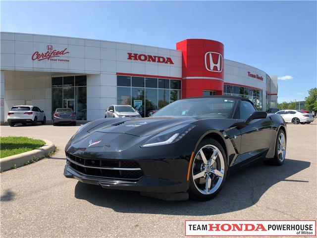 2015 Chevrolet Corvette Stingray (Stk: 2622) in Milton - Image 1 of 17