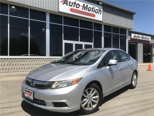 2012 Honda Civic EX (Stk: 19710) in Chatham - Image 1 of 16
