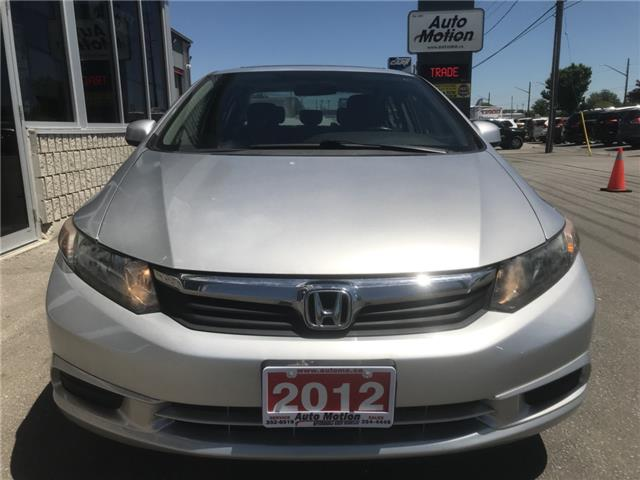 2012 Honda Civic EX (Stk: 19710) in Chatham - Image 4 of 16