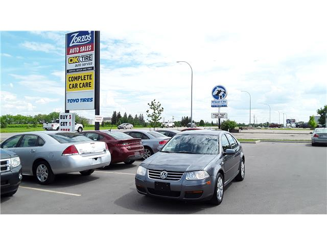 2008 Volkswagen City Jetta 2.0L (Stk: P490) in Brandon - Image 1 of 15