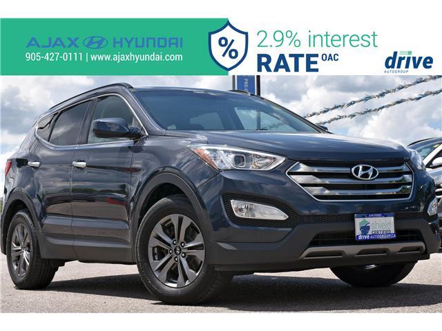 2015 Hyundai Santa Fe Sport 2.0T Premium (Stk: 19744A) in Ajax - Image 1 of 34