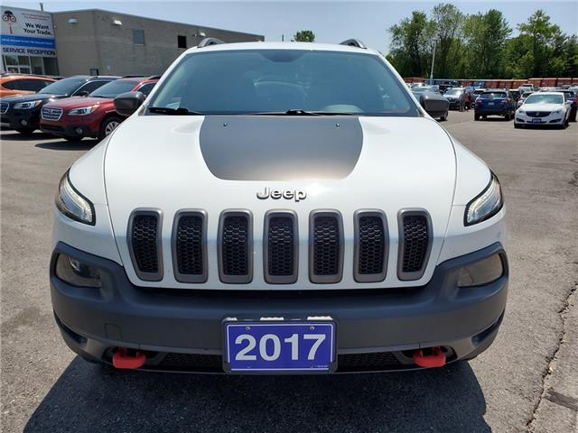 2017 Jeep Cherokee Trailhawk (Stk: 19S853AA) in Whitby - Image 8 of 26