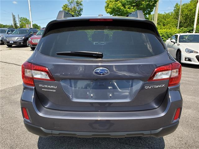2016 Subaru Outback 2.5i Limited Package (Stk: 19S763A) in Whitby - Image 4 of 26