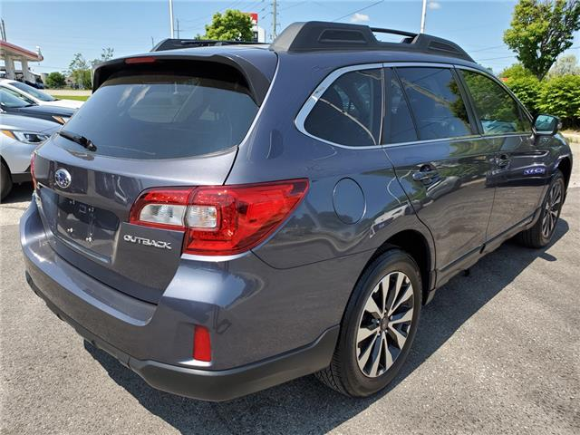 2016 Subaru Outback 2.5i Limited Package (Stk: 19S763A) in Whitby - Image 5 of 26