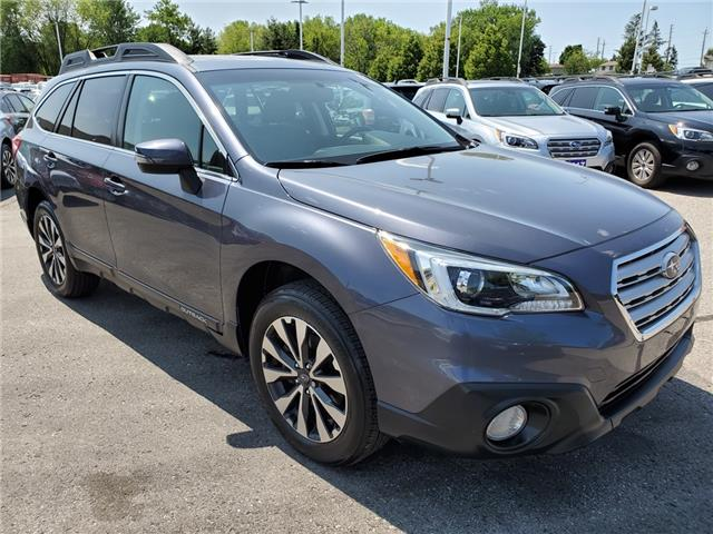 2016 Subaru Outback 2.5i Limited Package (Stk: 19S763A) in Whitby - Image 7 of 26