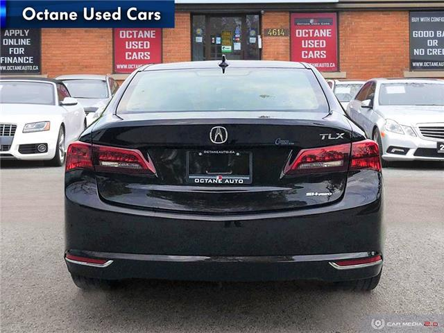 2015 Acura TLX Tech (Stk: ) in Scarborough - Image 5 of 25