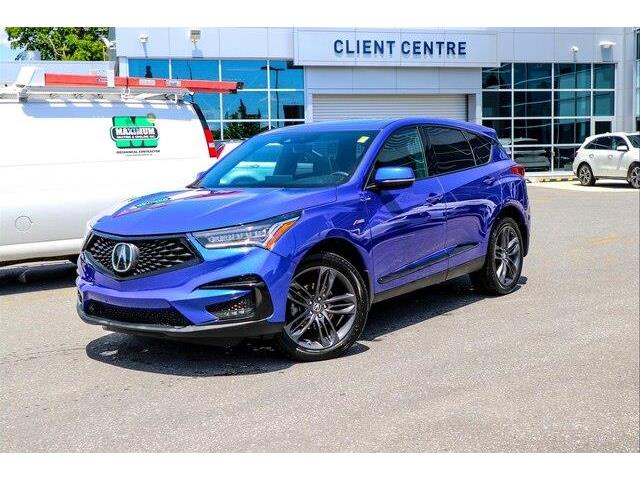 2019 Acura RDX A-Spec (Stk: 18617) in Ottawa - Image 1 of 30