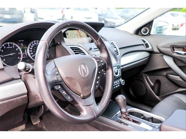2017 Acura RDX Elite (Stk: P18622) in Ottawa - Image 6 of 24