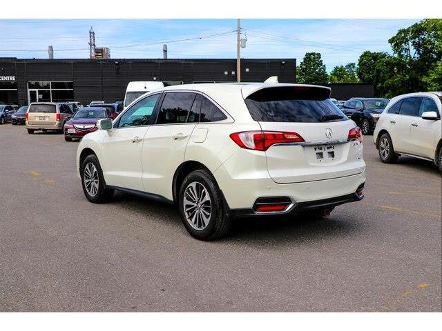 2017 Acura RDX Elite (Stk: P18622) in Ottawa - Image 7 of 24