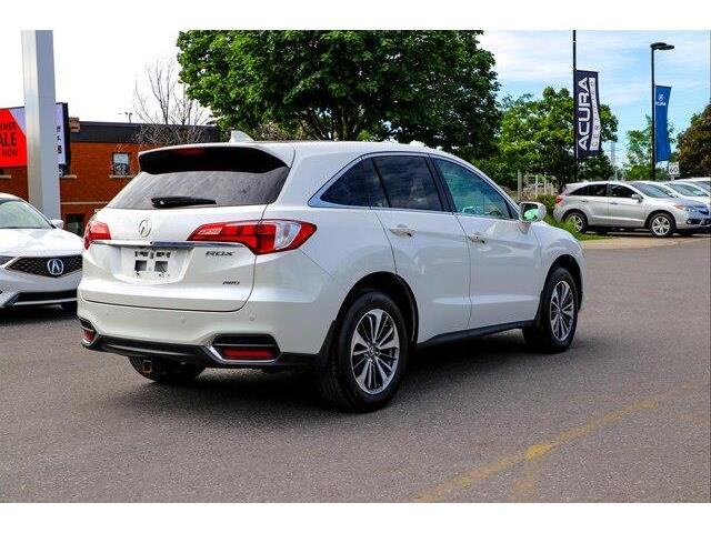 2017 Acura RDX Elite (Stk: P18622) in Ottawa - Image 8 of 24