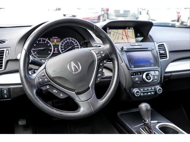 2017 Acura RDX Elite (Stk: P18622) in Ottawa - Image 10 of 24