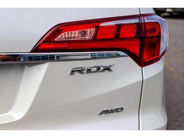 2017 Acura RDX Elite (Stk: P18622) in Ottawa - Image 18 of 24