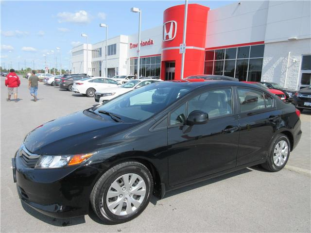 2012 Honda Civic LX (Stk: VA3498) in Ottawa - Image 1 of 11