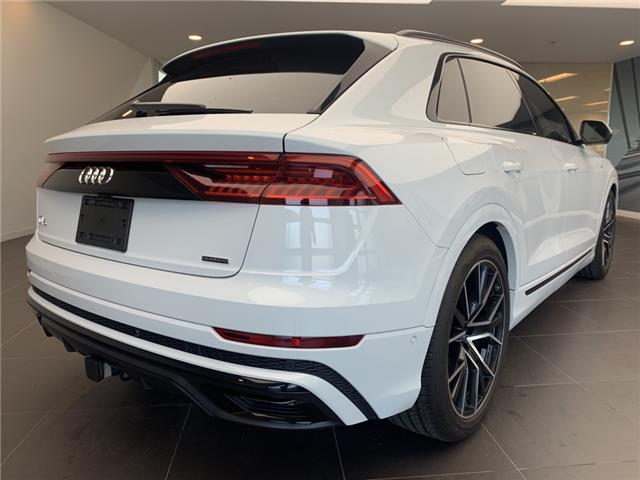 Carfax Report Cost >> 2019 Audi Q8 55 Technik at $92800 for sale in Oakville
