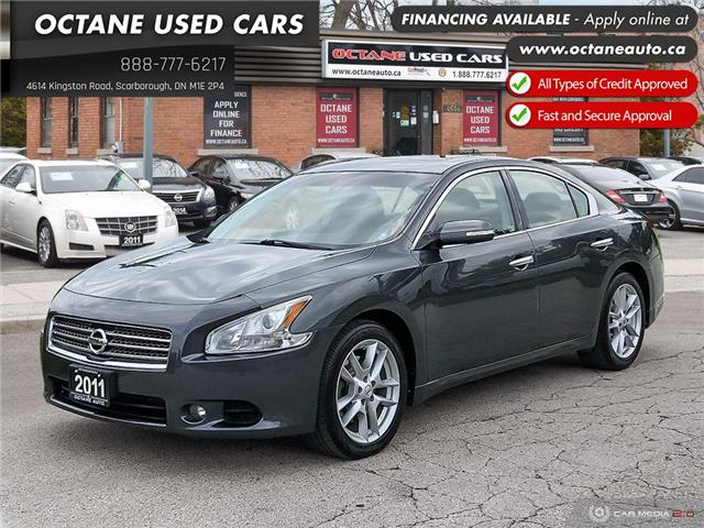 2011 Nissan Maxima SV (Stk: ) in Scarborough - Image 1 of 25