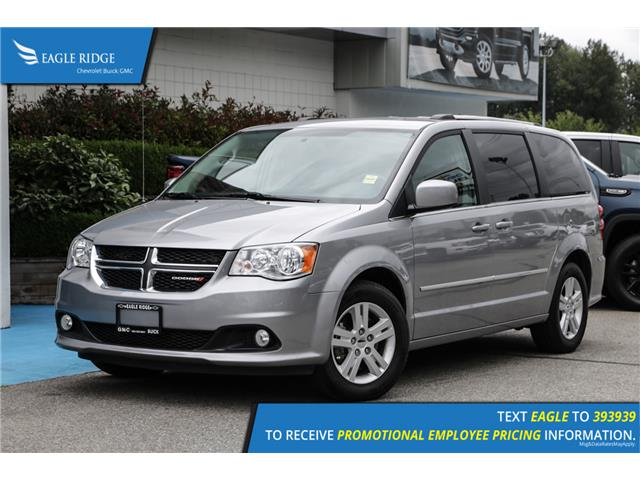 2017 Dodge Grand Caravan Crew (Stk: 179086) in Coquitlam - Image 1 of 15