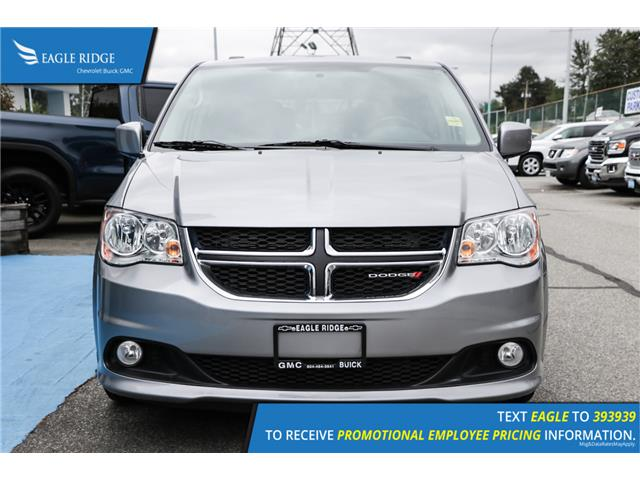 2017 Dodge Grand Caravan Crew (Stk: 179086) in Coquitlam - Image 2 of 15