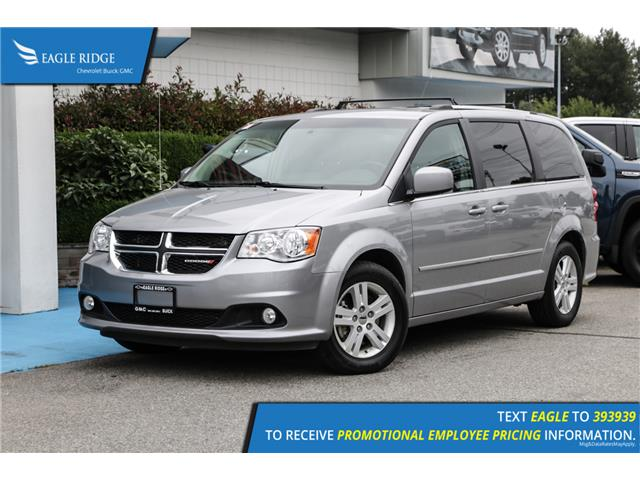 2017 Dodge Grand Caravan Crew (Stk: 179234) in Coquitlam - Image 1 of 16