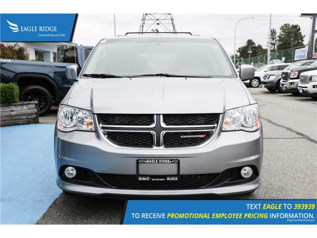 2017 Dodge Grand Caravan Crew (Stk: 179234) in Coquitlam - Image 2 of 16