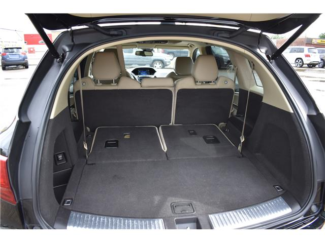 2014 Acura MDX Elite Package (Stk: P31939L) in Saskatoon - Image 22 of 26