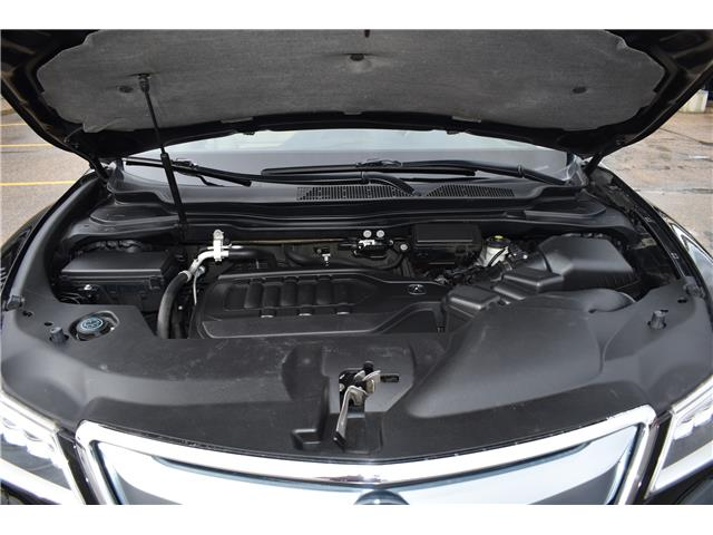 2014 Acura MDX Elite Package (Stk: P31939L) in Saskatoon - Image 24 of 26