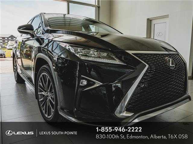 2017 Lexus RX 350 Base (Stk: L800056A) in Edmonton - Image 1 of 22