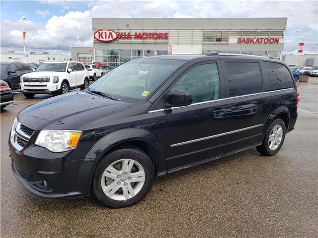 2017 Dodge Grand Caravan Crew (Stk: P4515) in Saskatoon - Image 1 of 20