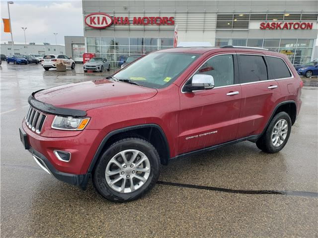2014 Jeep Grand Cherokee Limited (Stk: P4481) in Saskatoon - Image 1 of 23