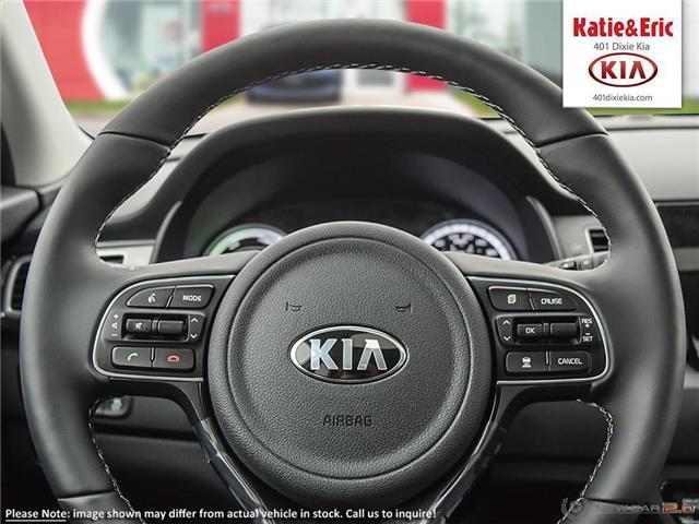 2019 Kia Niro SX Touring (Stk: NR19005) in Mississauga - Image 14 of 24