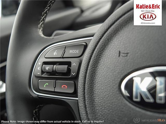 2019 Kia Niro SX Touring (Stk: NR19005) in Mississauga - Image 16 of 24