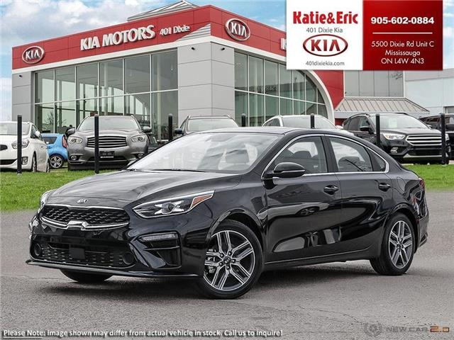 2019 Kia Forte EX+ (Stk: FO19112) in Mississauga - Image 1 of 24