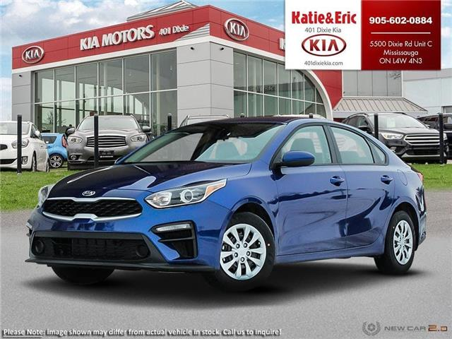 2019 Kia Forte LX (Stk: FO19114) in Mississauga - Image 1 of 24