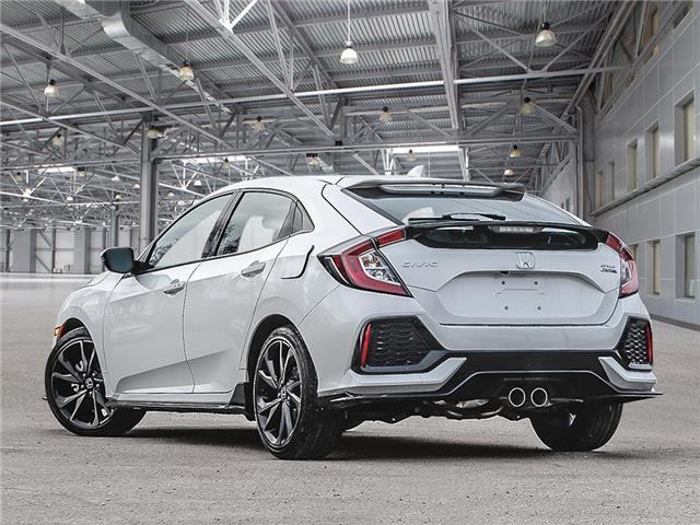2019 Honda Civic Sport Touring (Stk: 9K03820) in Vancouver - Image 4 of 23