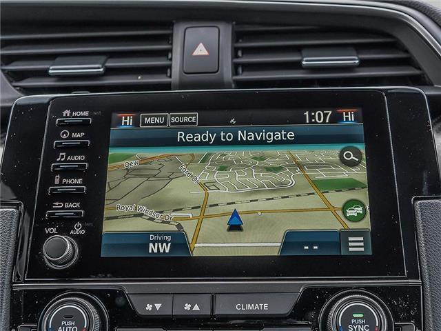 2019 Honda Civic Sport Touring (Stk: 9K03820) in Vancouver - Image 18 of 23