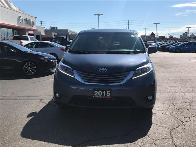 2015 Toyota Sienna  (Stk: 1809001) in Cambridge - Image 3 of 19